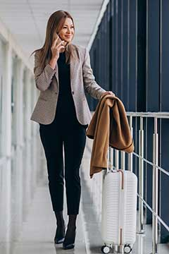 Business-Traveler-On-Phone