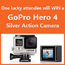 WIN a GoPro 4